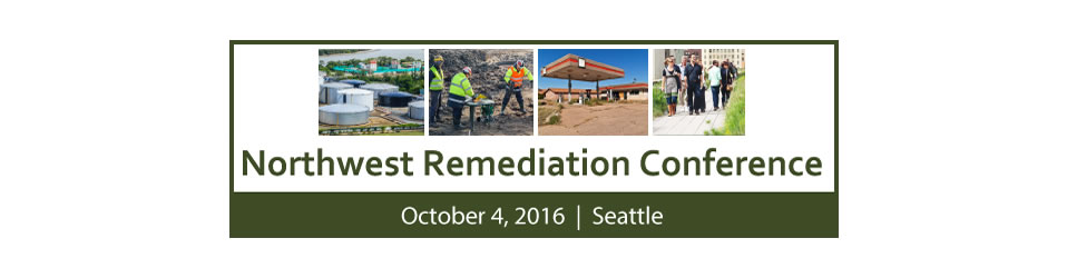 NW Remediation Conference 2016